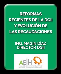 Reformas Recientes de la DGII y Evolución de las Recaudaciones